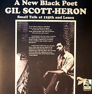Small Talk At 125Th And Lenox - A New Black Poet