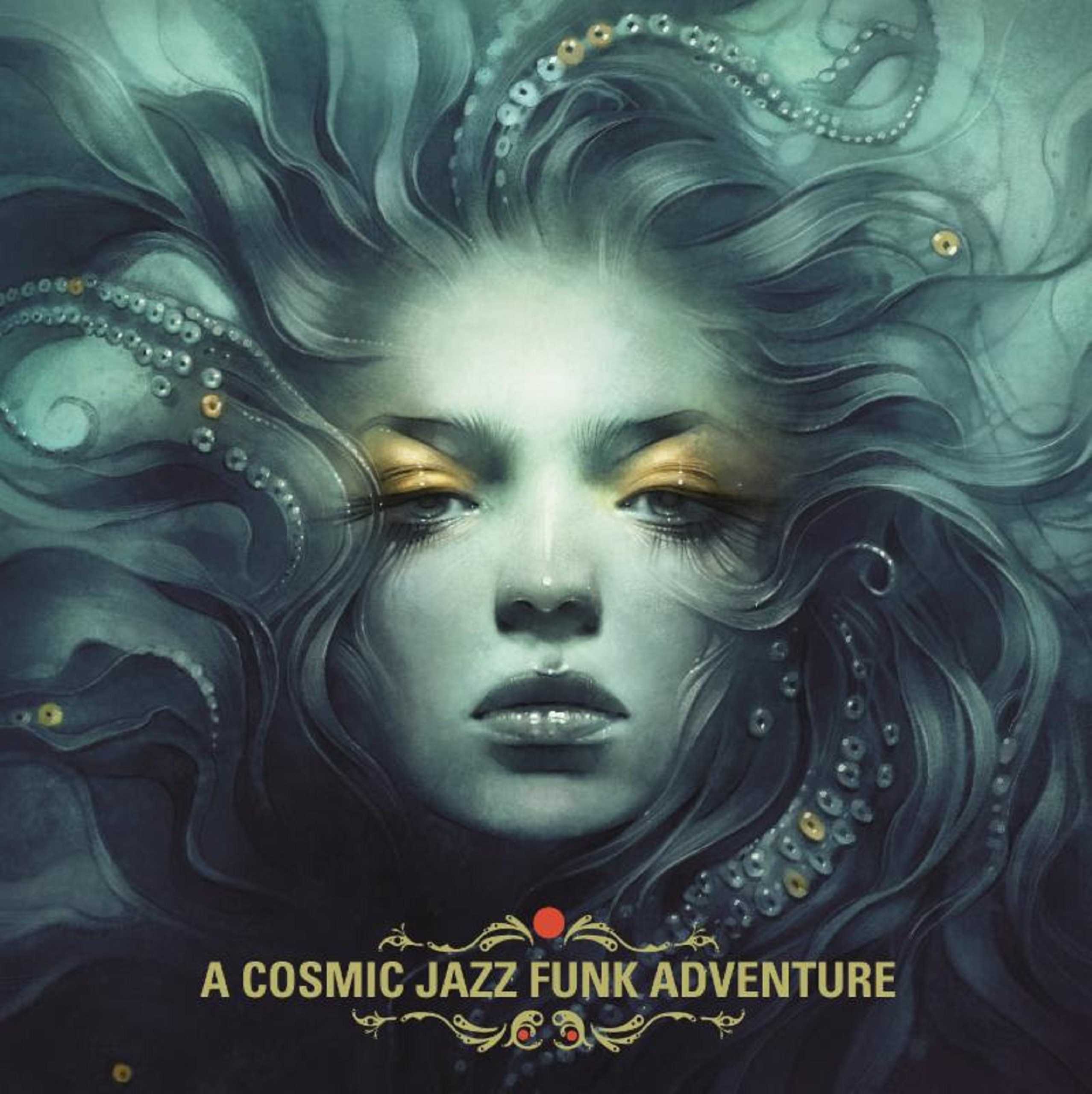 A Cosmic Jazz Funk Adventure