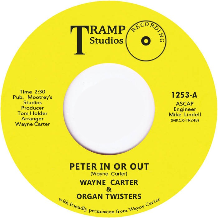 Peter In Or Out/Let'S Run Away From The World