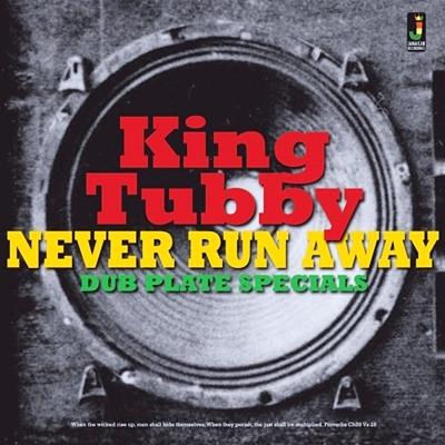 Never Run Away - Dub Plate Special