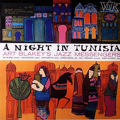 A Night In Tunisia (180Gm)