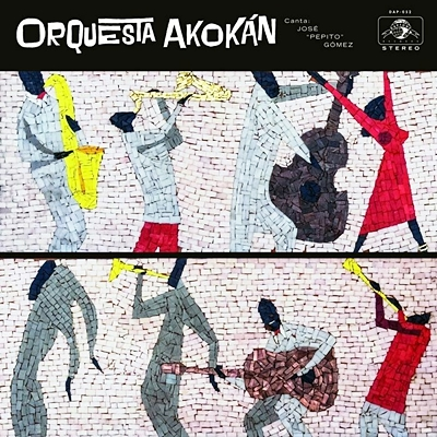 Orquesta Akokan (Coloured Vinyl)