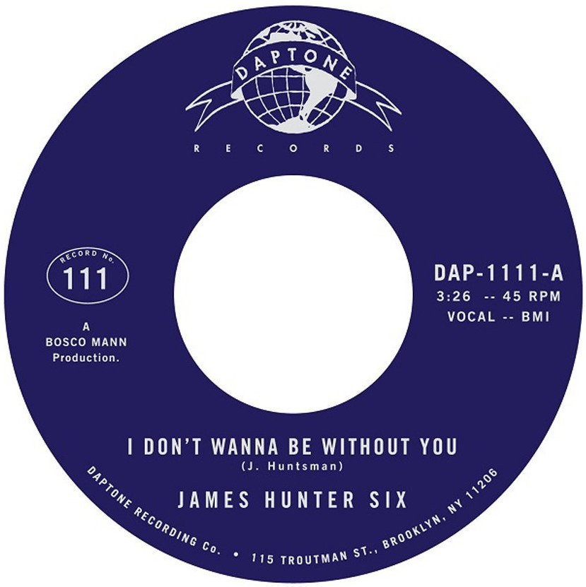 I Don'T Wanna Be Without You/I Got Eyes