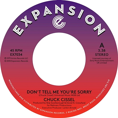 Don'T Tell Me You'Re Sorry/Do You Believe