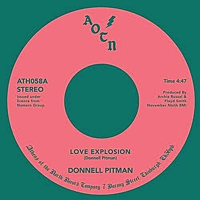 Love Explosion/Your Love Is Dynamite