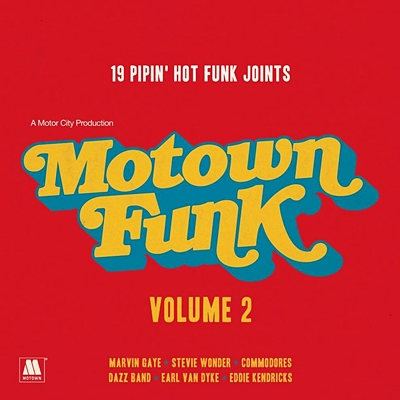 Motown Funk Vol. 2