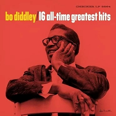 Bo Diddley 16 All Time Greatest Hits (Coloured)