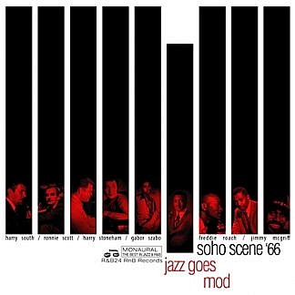 Soho Scene 66 – Jazz Goes Mod