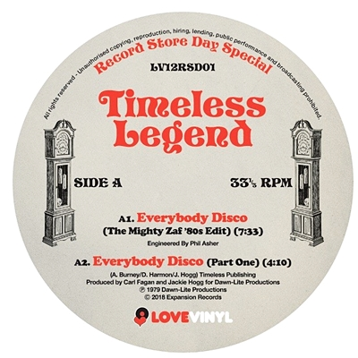 Everybody Disco/I Was Born To Love You (Remix)