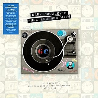 Gary Crowley'S  Punk & New Wave (Coloured Vinyl)