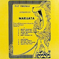 Pat Thomas Introduces Marijata (Rsd 2018)