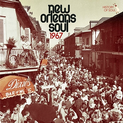 New Orleans Soul 1967