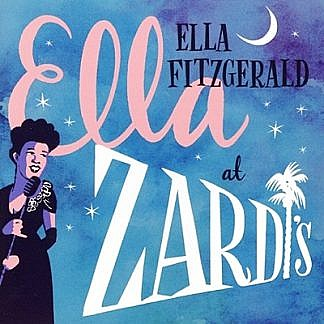 Ella At Zardi'S [2Lp] (Pink & Blue 180 Gram Vinyl