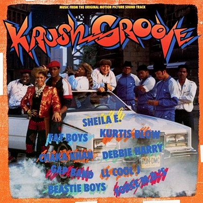Krush Groove (Soundtrack)  (Orange & Blue Haze Colored Vinyl,