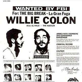 Wanted By The Fbi / The Big Break: La Gran Fuga (White Vinyl, Poster)