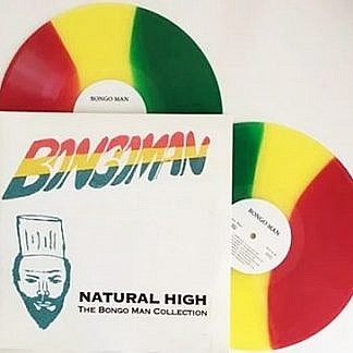 Natural High: The Bongo Man Collection [2Lp] (Red, Gold & Green Vinyl