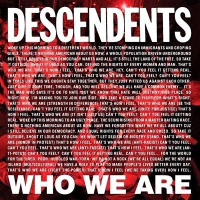 Who We Are (RSD 18 Rock and pop )