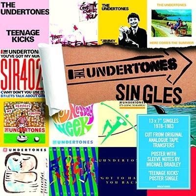 Singles Box (RSD 18 Rock and pop )
