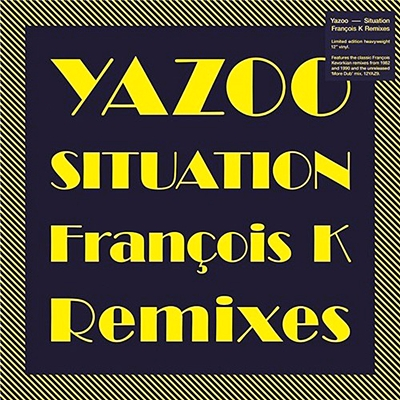 Situation - The Francois K Remixes (180Gm) (RSD 18 Rock and pop )