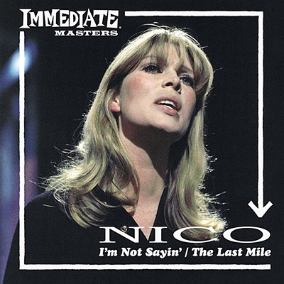 I'M Not Sayin' / The Last Mile (RSD 18 Rock and pop )