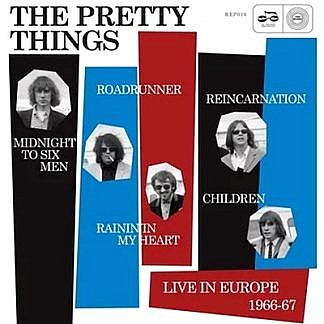 Live In Europe 1966-67  Ep