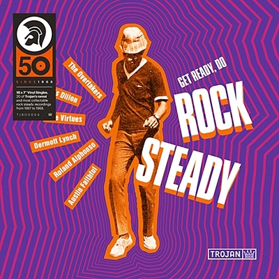 Get Ready Do Rock Stready  (RSD 18 Reggae )