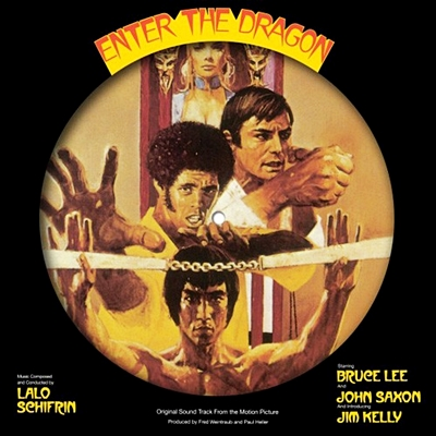 Enter The Dragon Ost (Picture Disc) (RSD 18 Soundtracks )