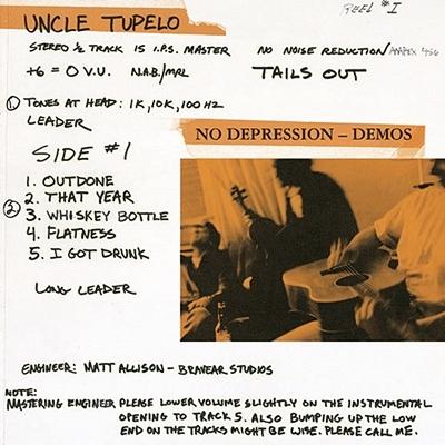 No Depression - Rarities (RSD 18 Rock and pop )