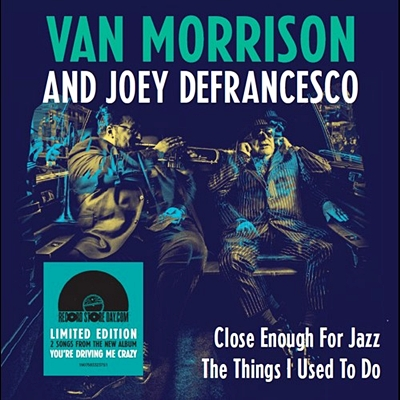 Close Enough For Jazz / The Things I Used To Do (RSD 18 Rock and pop )