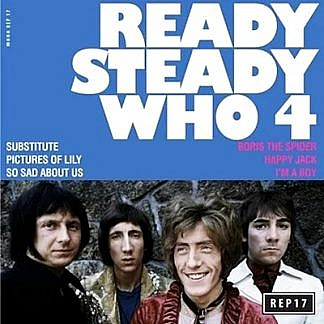 Ready Steady Who Four  Ep