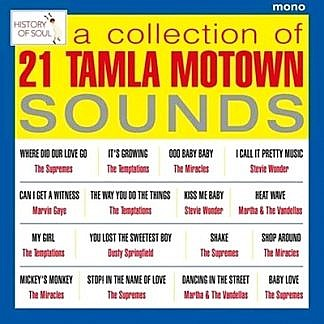 Tamla Motown - Live In Europe 1965