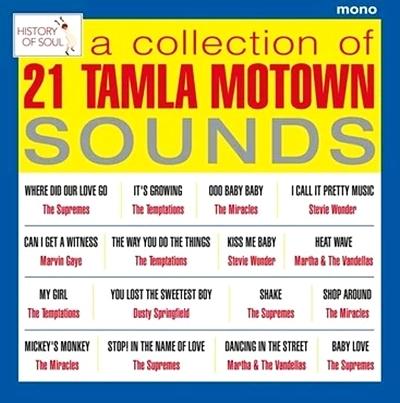 Tamla Motown - Live In Europe 1965
