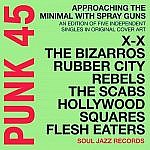 Soul Jazz Records Presents Punk 45 - Approaching The Minimal With A Spray Gun: An Edition Of Five Independent Singles In Original Cover Art (RSD 18 Rock and pop )
