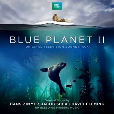 Blue Planet Ii Coloured / Obi / Gf/ Numbered