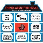 "Themes About The House (From The De Wolfe Music Library 10"" (RSD 18 Soundtracks )"