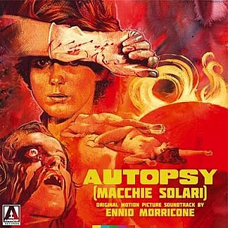 Autopsy (Macchie Solari ) Original Motion Picture Soundtrack (Orange Vinyl) (RSD 18 Rock and pop )