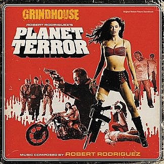 Planet Terror (White Vinyl) (RSD 18 Soundtracks )