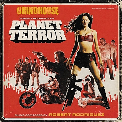 Planet Terror (White Vinyl) (RSD 18 Soundtracks )