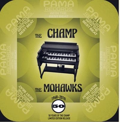 The Champ (Gold Vinyl)