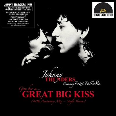 (Give Her A) Great Big Kiss - Pic Disc