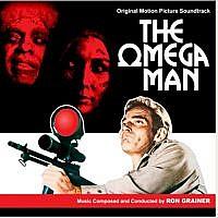 The Omega Man - Coloured Vinyl