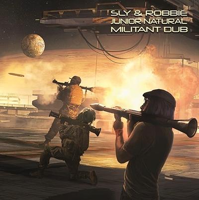 Militant Dub (Gold Vinyl)