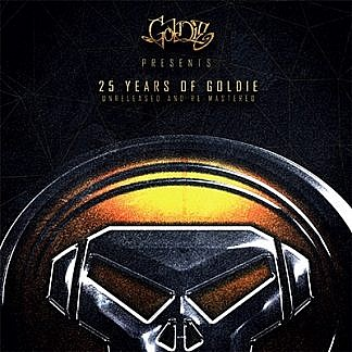 """Goldie Presents """"25 Years Og Goldie, Unreleased & Remastered"""