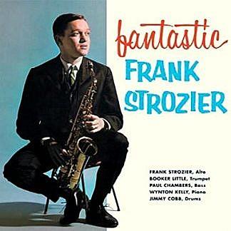 Fantastic  Frank Strozier (180Gm)