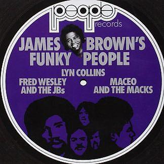 James Brown'S Funky People Vol 1