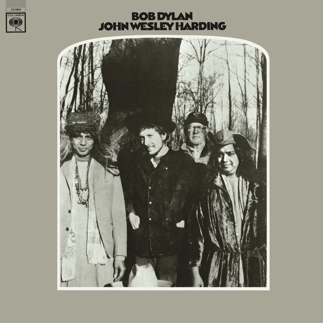 John Wesley Harding (2010 Mono Version)