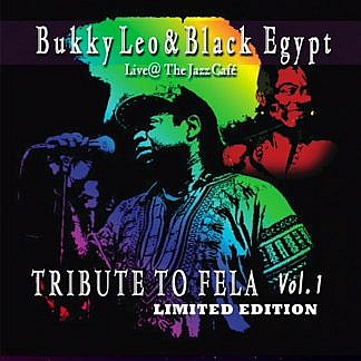 Tribute To Fela Vol 1 (Live At The Jazz Café)