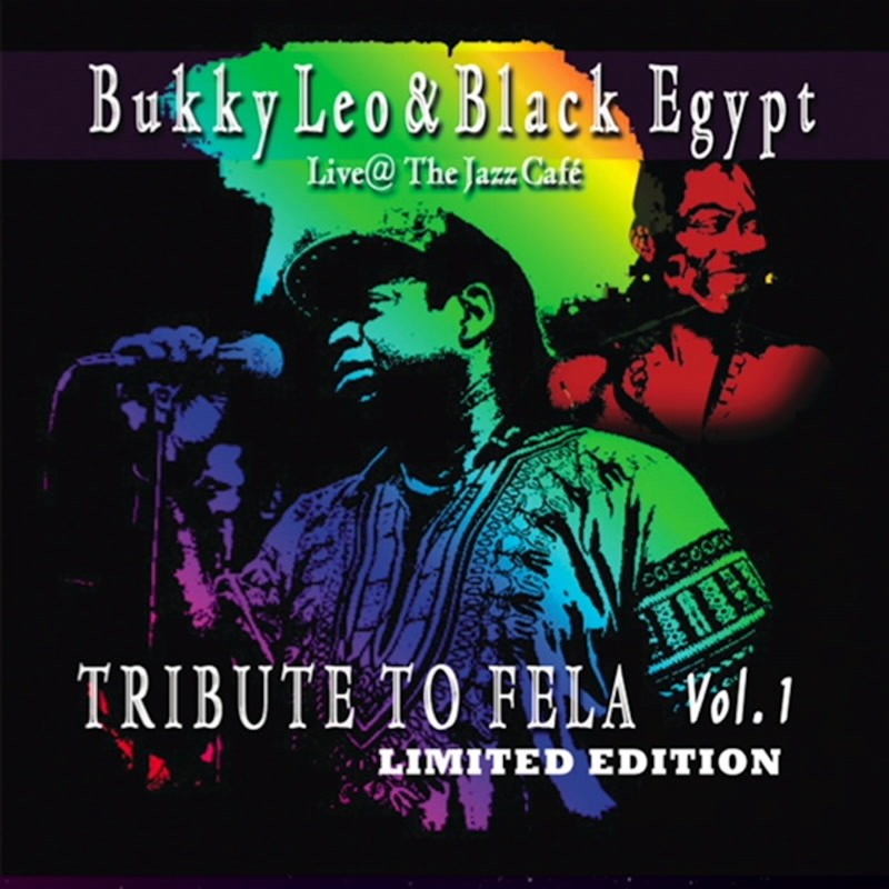 Tribute To Fela Vol 1 (Live At The Jazz Café)