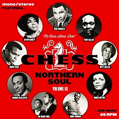 "Chess Northern Soul 7"" Box Set Vol 3"
