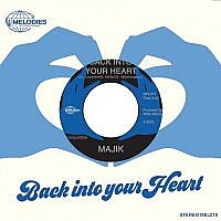 Back Into Your Heart + Fanzine